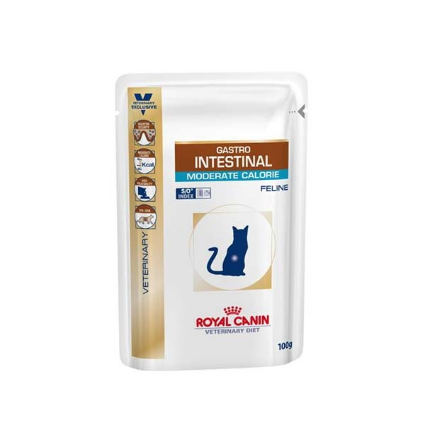 Gastro Intestinal Moderate Calorie Pouch MOP19