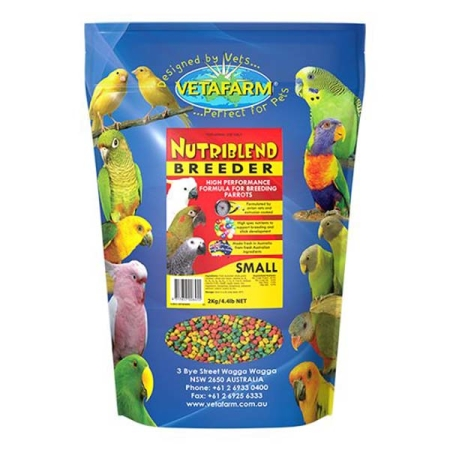 Nutriblend Breeder Pellets