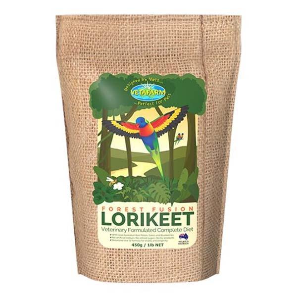 Forest Fusion Lorikeet Diet