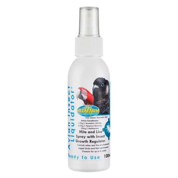 Avian Insect Liquidator